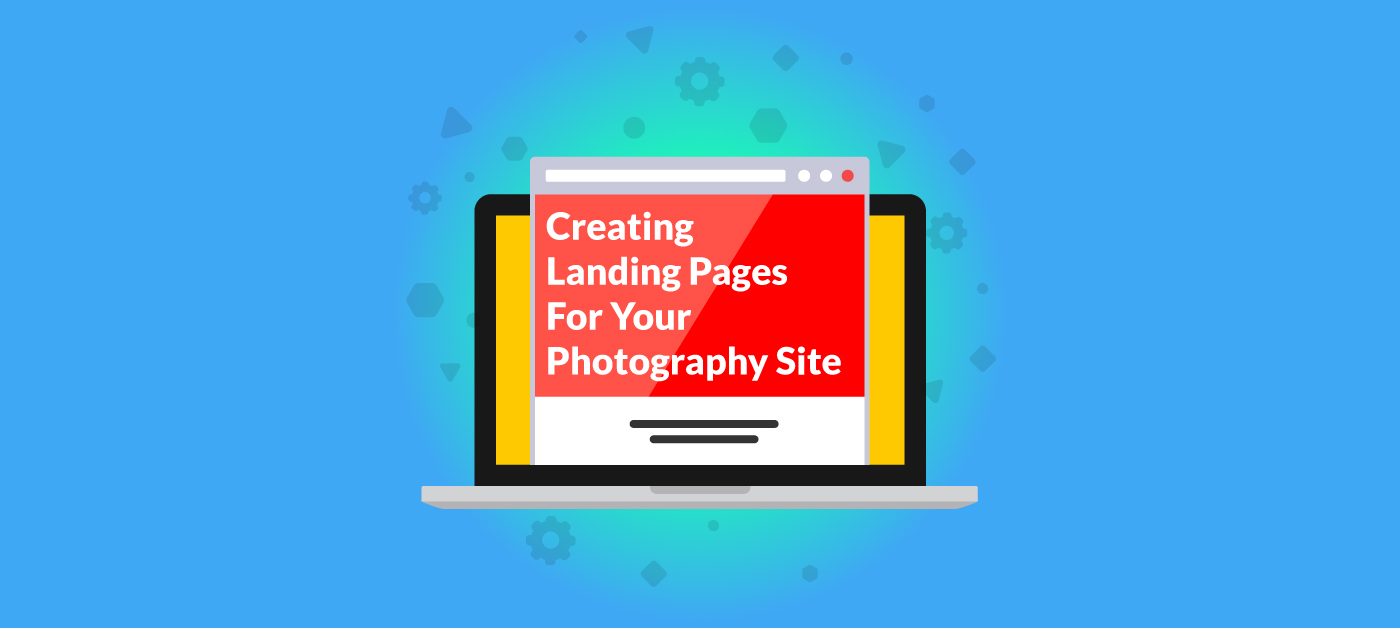 Best way to make a photography website