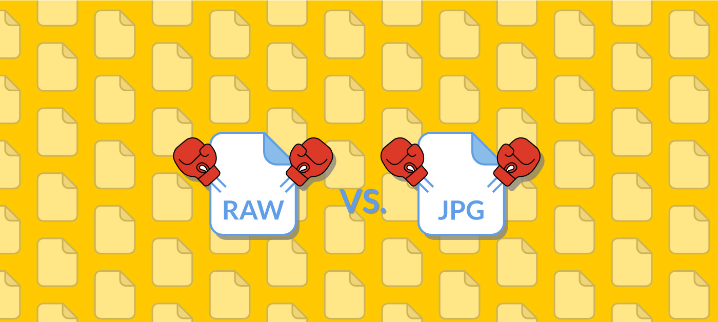 The RAW vs  JPEG Showdown: Which File Format Do You Really Want?