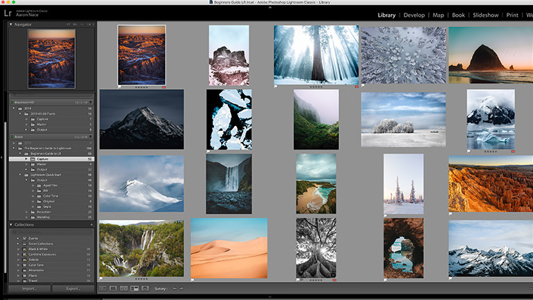 Beginners Guide to Lightroom After
