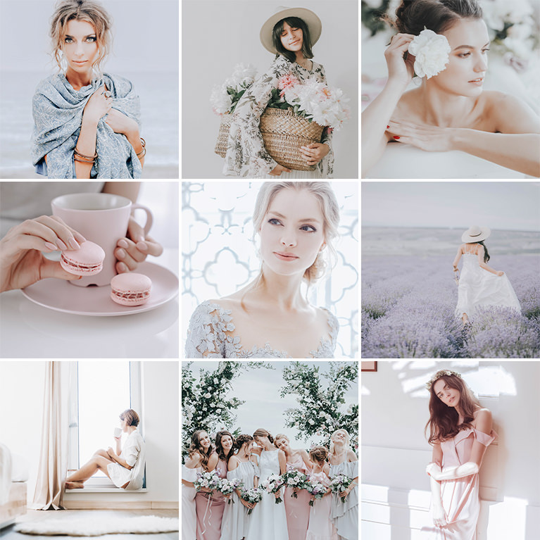 Neutral Airy Lightroom Presets for Classic & Mobile