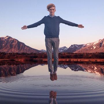 reflection composite photoshop