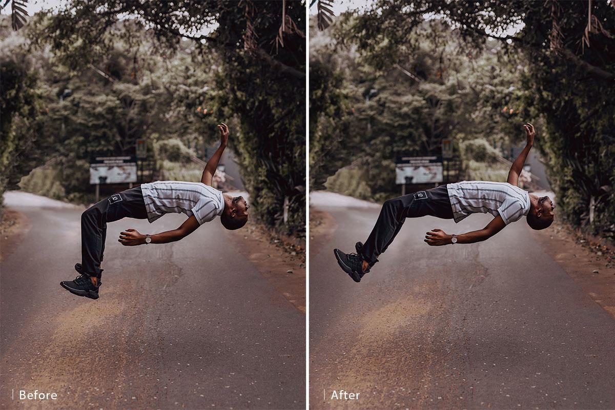 change poses puppet warp tool photoshop