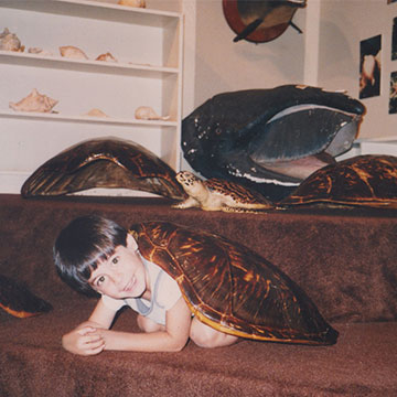 edit childhood photos