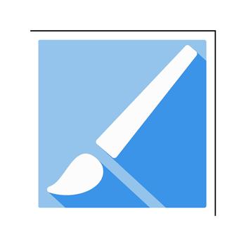 photoshop custom brushes icon gray bar