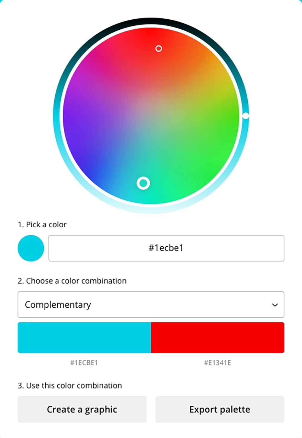 Color Calculator Image