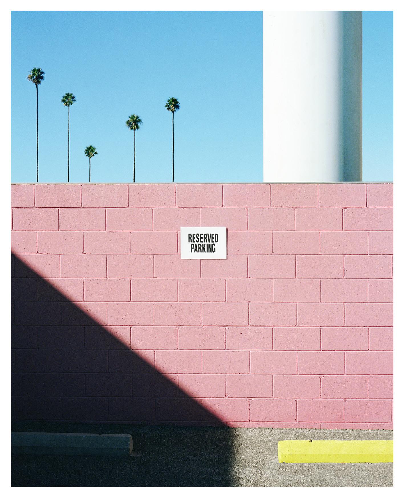 George Byrne East Hollywood Carpark