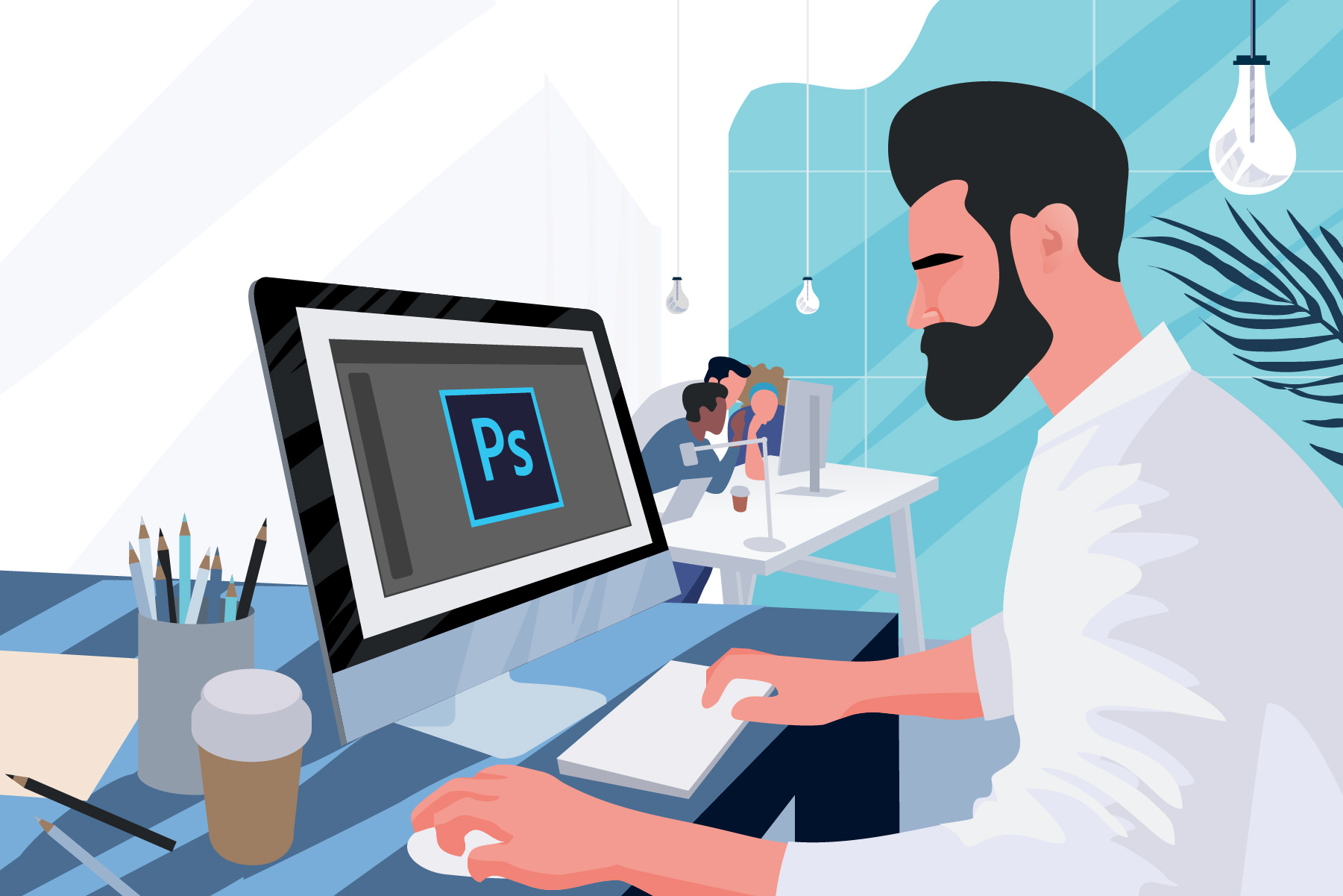 improve photoshop speed and performance