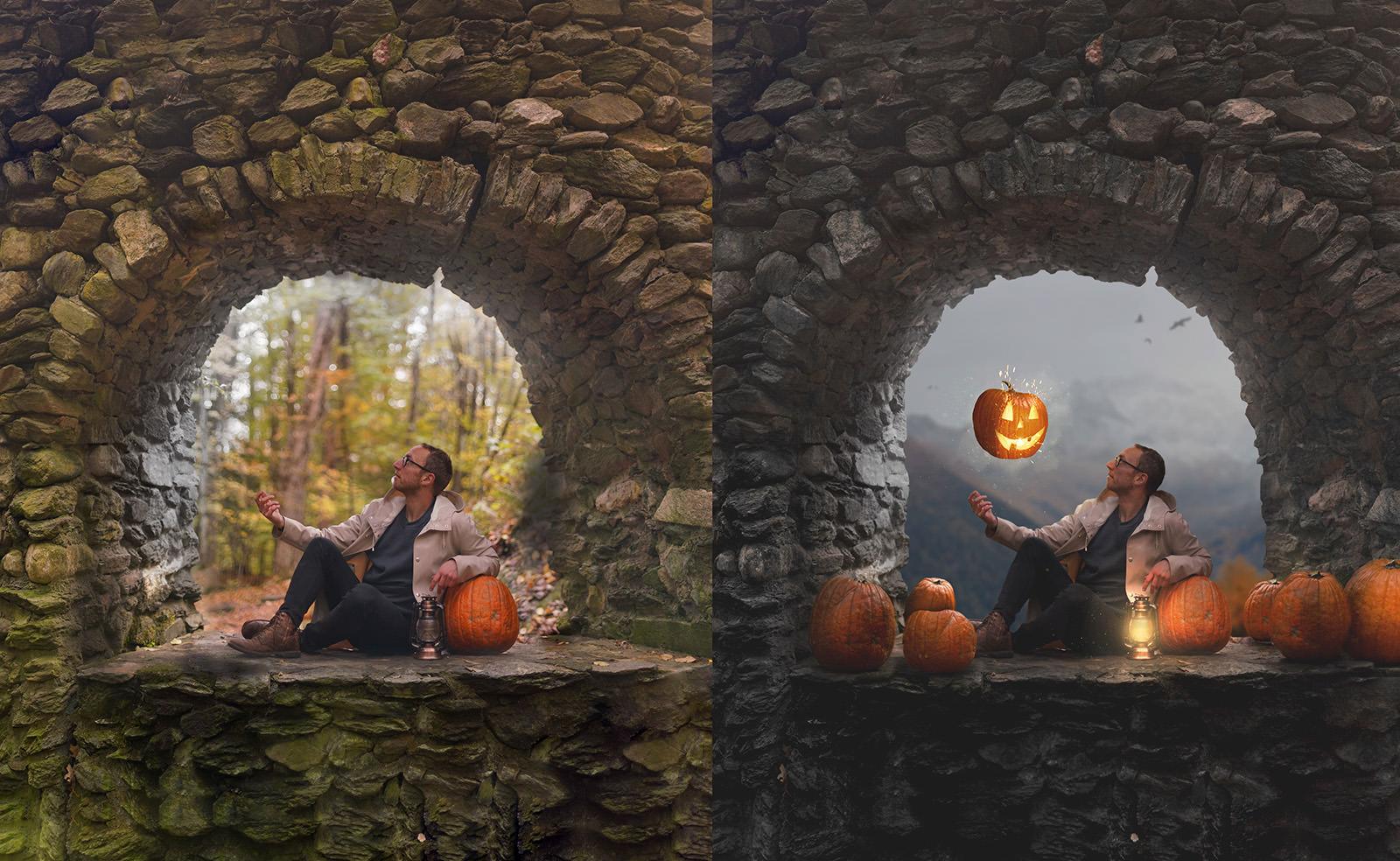 Joel Robison Great Pumpkin
