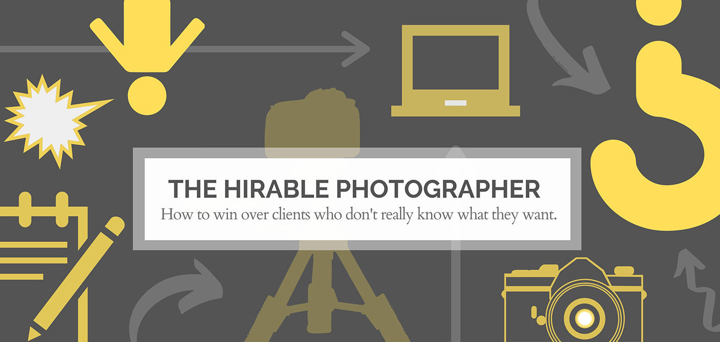The Hirable Photographer