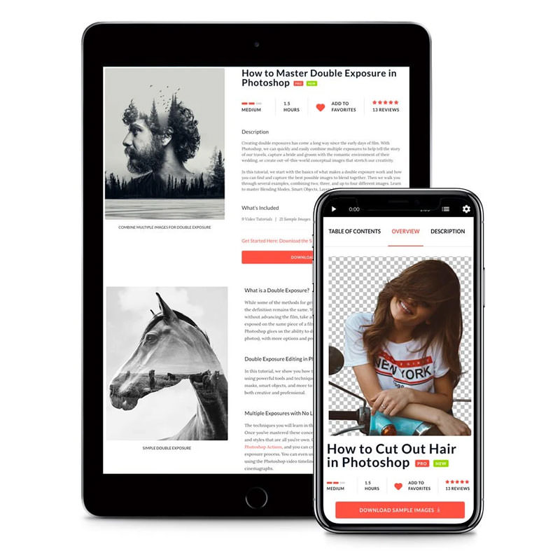 Learn on the go with PHLEARN