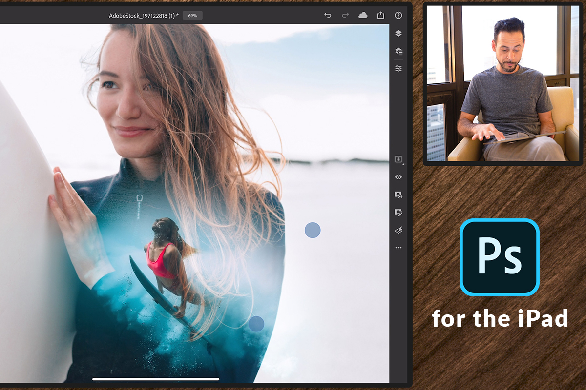 photoshop for the ipad