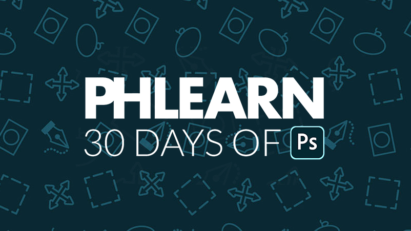 30 days of photoshop
