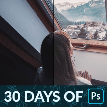 30 days of photoshop blend if thumb