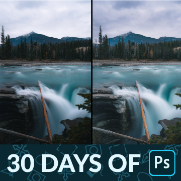 30 days of photoshop how to dodge and burn
