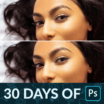 30 days of photoshop sharpening