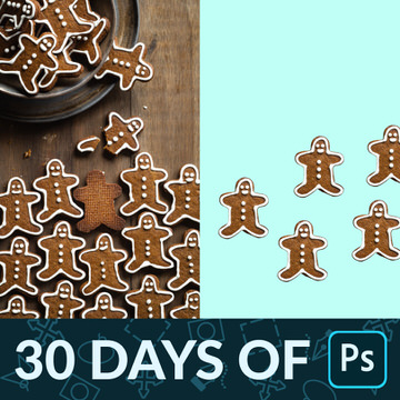 30 days of photoshop how to cut out anything pen tool