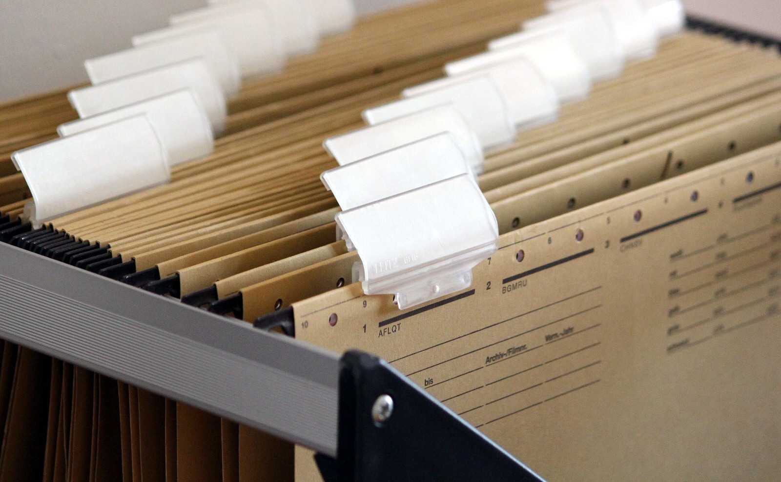 How to Organize Your Business Records