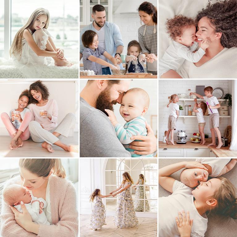 lightroom presets family