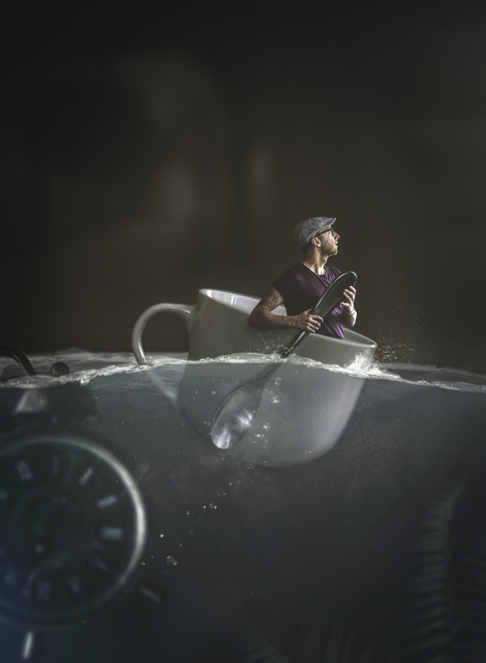Joel Robison Submerged