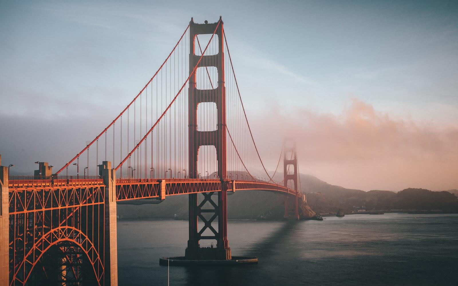Golden Gate Bridge Fibonacci Sequence