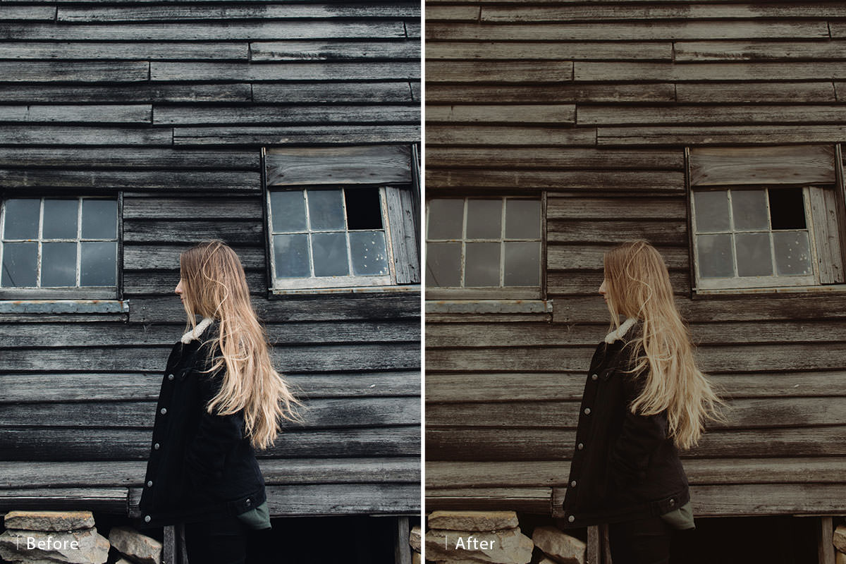 match color between two photos photoshop before and after