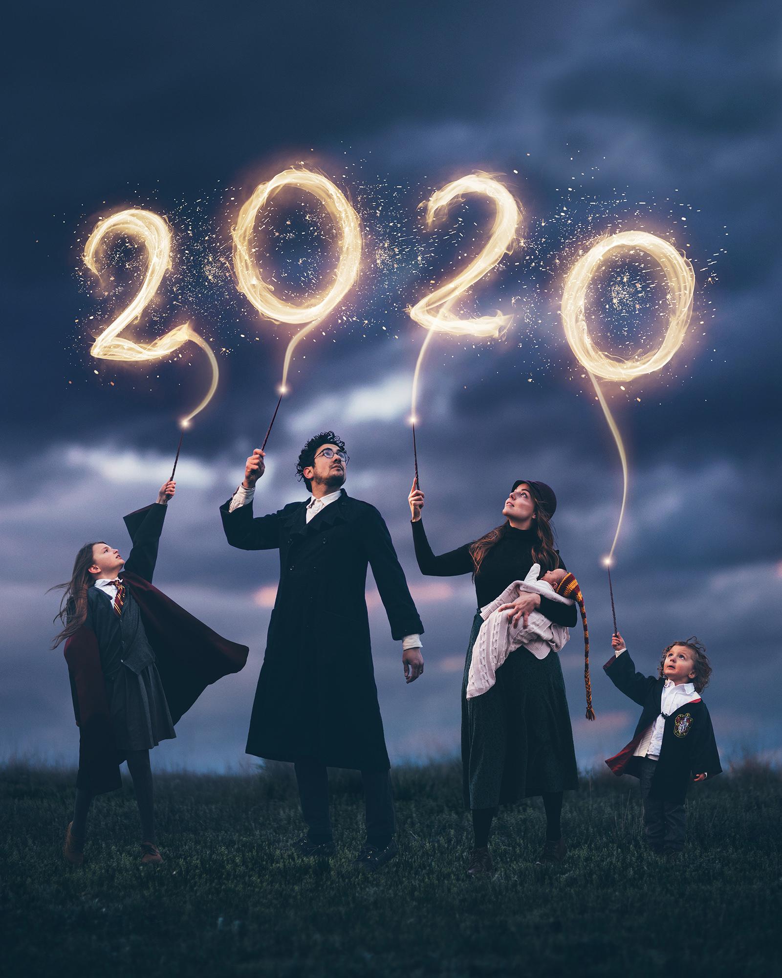 Alexandria Family 2020