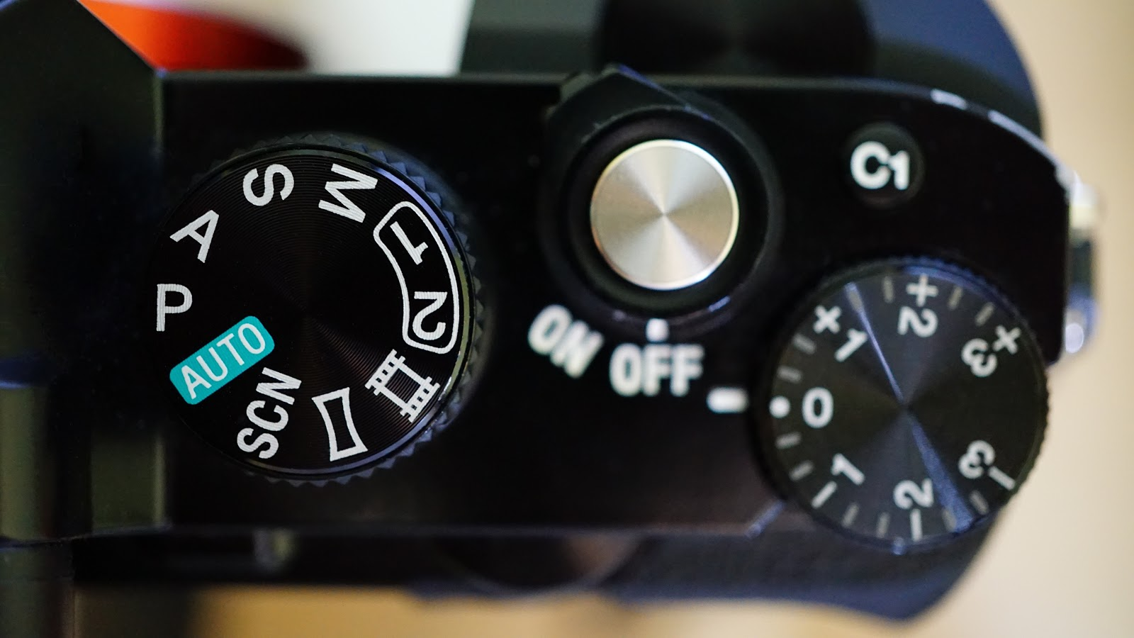 Exposure Compensation Camera Settings