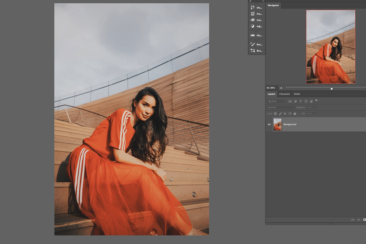 Use Blurs in Photoshop