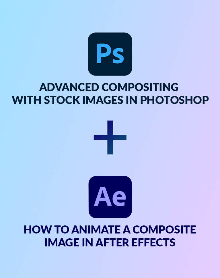 animate a composite image in after effects