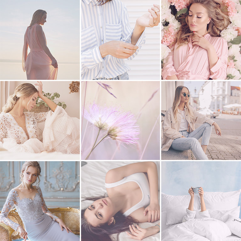 phlearn bright and airy luts pack