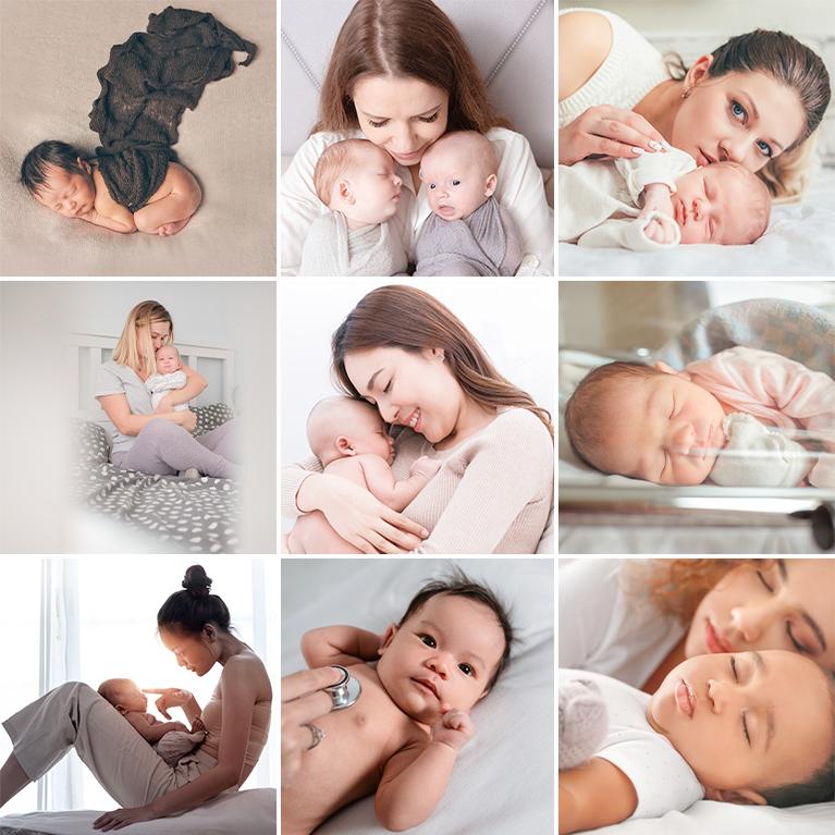 phlearn newborn lightroom presets