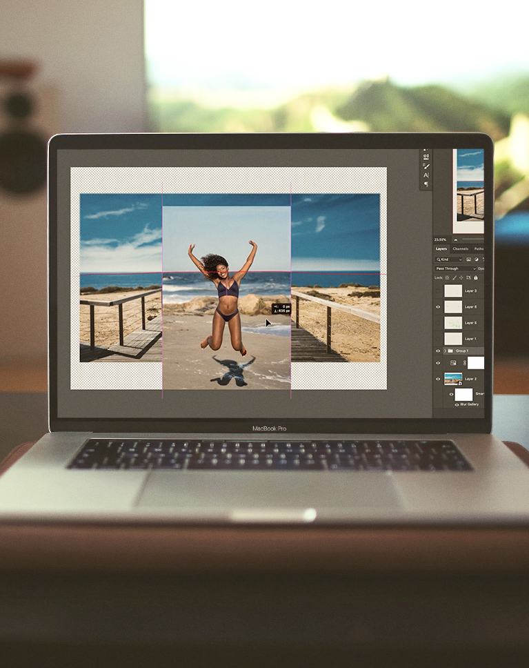 how to choose photos for compositing