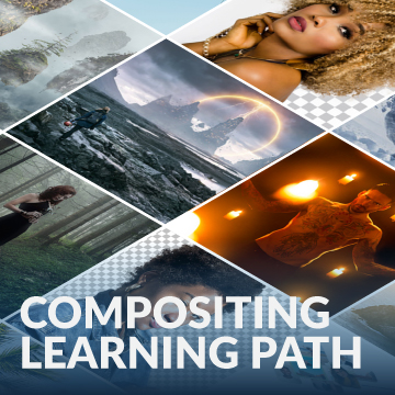 compositing learning path
