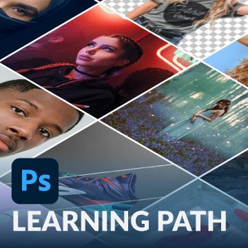 photoshop learning path