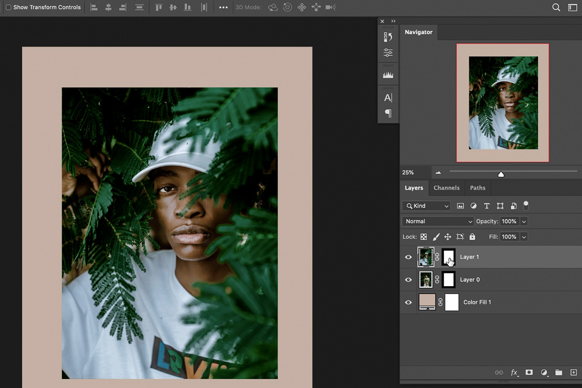 10 tips with layer masks in photoshop