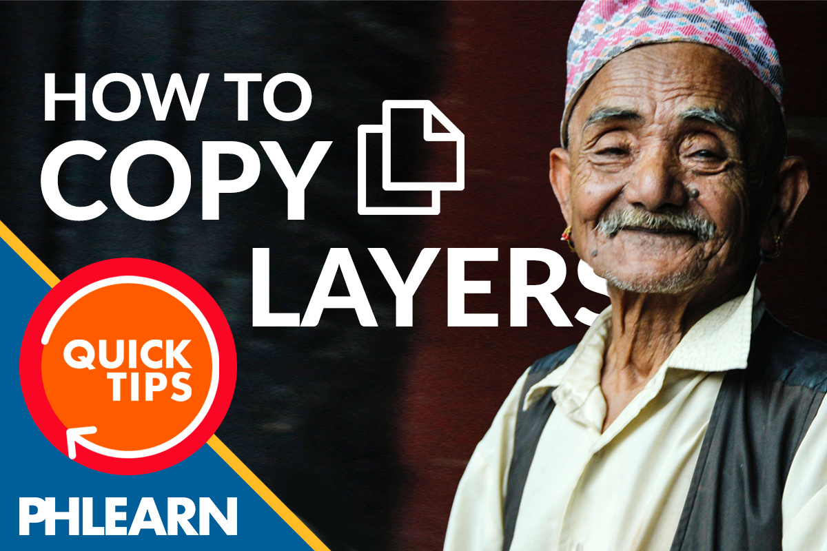 copy layers photoshop