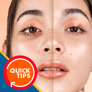 remove dark circles under eyes photoshop