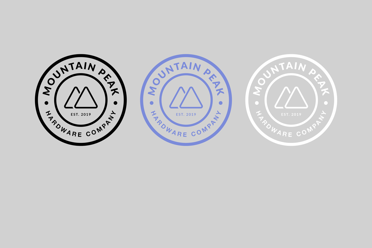 graphics and logos in photoshop