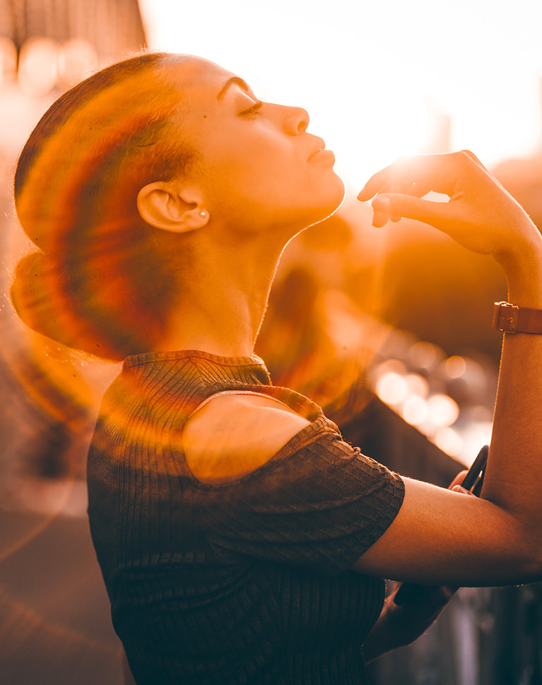 sunset tone lightroom presets