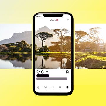 instagram panorama photoshop