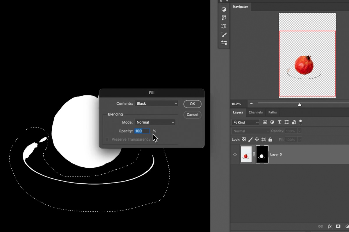 realistic shadows in photoshop