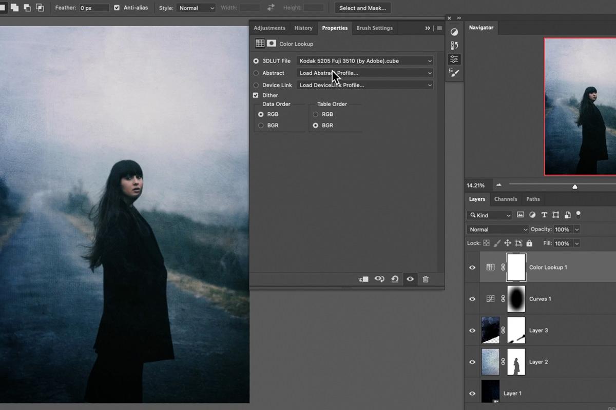 turn photos into textures photoshop