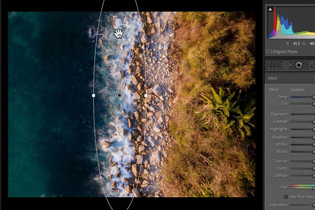 better drone photos