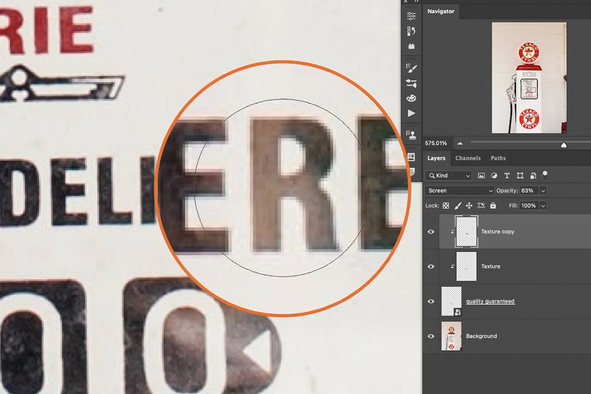 match fonts from image in photoshop
