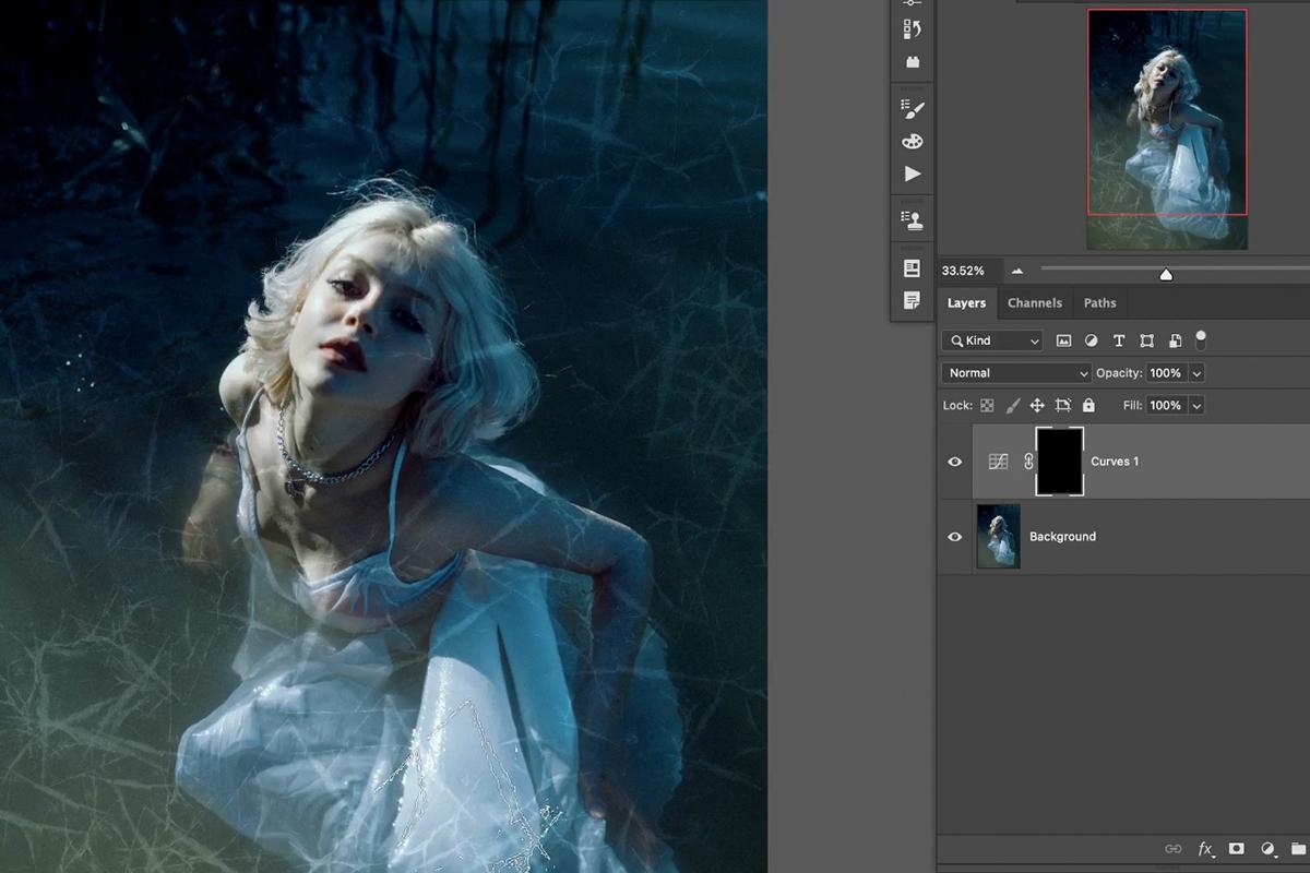 texture brush photoshop